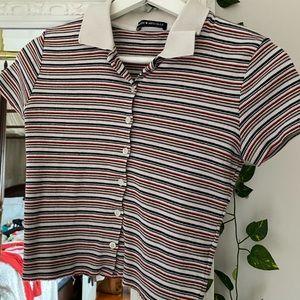 Striped Brandy Melville T-shirt